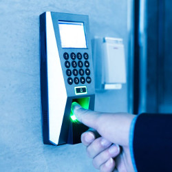 Security System for Access Control